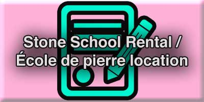 École de pierre location