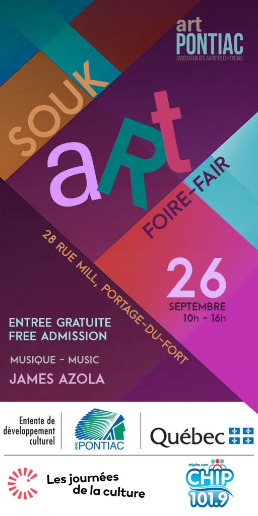Journées de la culture: The Souk'art an art fair