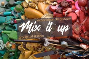 "Be part of ""Mix it up"" group exibition"