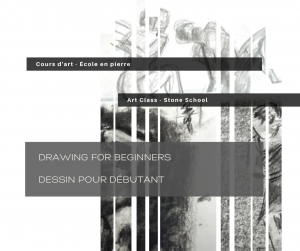 Drawing for Absolute Beginners part 2, adult - Online